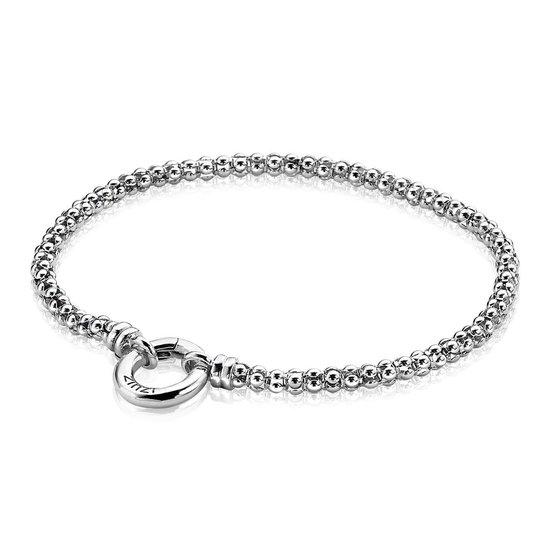 ZINZI zilveren fantasie armband 19cm ZIA1396