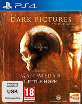 The Dark Pictures: Vol 1 inclusief Man Of Medan + Little Hope - PS4