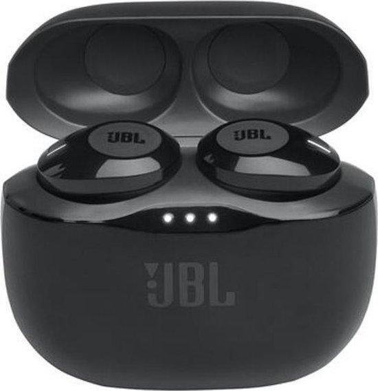 JBL Tune 120TWS - Volledige draadloze oordopjes - Zwart