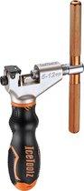 IceToolz kettingpons 5-6-7-8-9-10-11-12 Speed zwart/zilver - kettingbreker Shimano Fiets - Fietsgereedschap