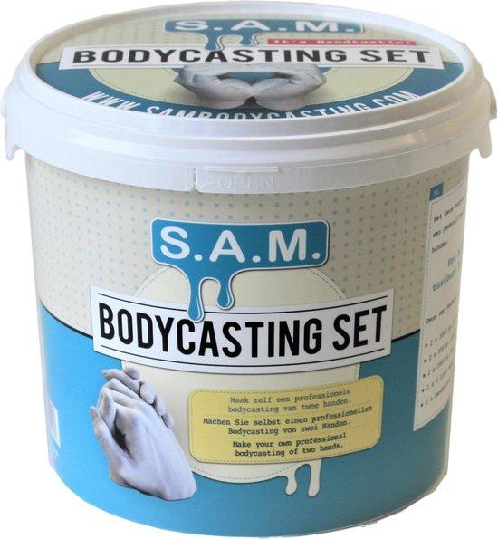 Afbeelding van SAM Bodycasting Set - SAM Bodycasting Set speelgoed