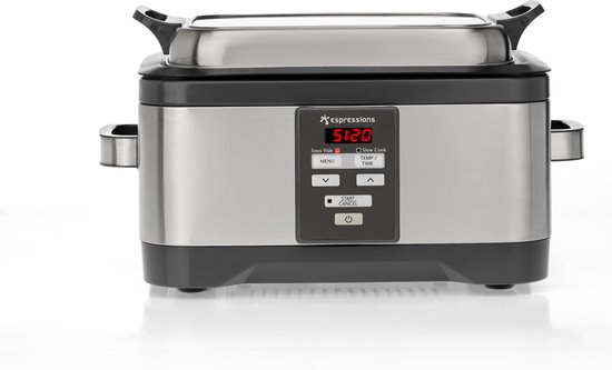 Espressions DUO Sous-Vide / Slowcooker EP4000