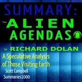 Summary: The Alien Agendas by Richard Dolan