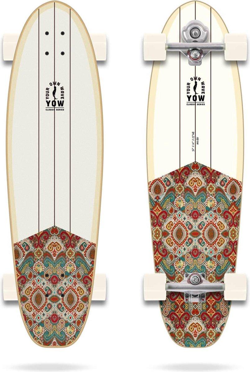 YOW Malibu surfskate 36