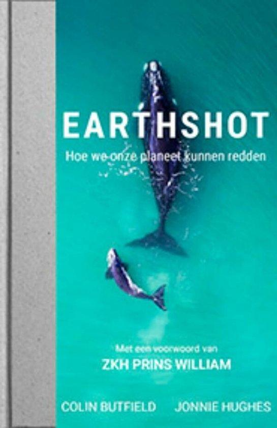 Boek cover Earthshot van Colin Butfield (Hardcover)