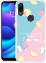 Xiaomi Mi Play Hoesje Sweet Summer