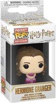 Pocket Pop Harry Potter Hermoine Yule Ball Vinyl Figure Keychain