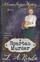 Omslag A Spartan Murder