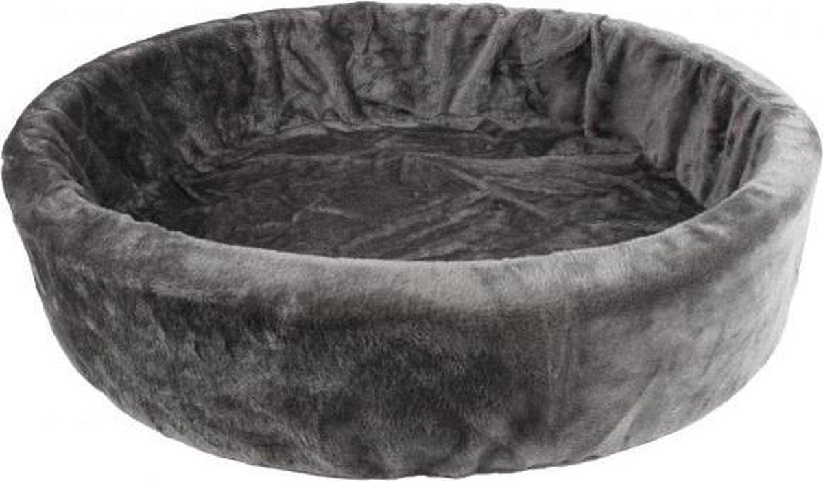 Petcomfort - Hondenmand/Kattenmand - Grijs - 56 x 50 x 15 cm - Petcomfort