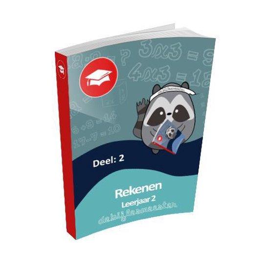 Oefenboek Leerjaar 2 Rekenen - Deel 2 - De Bijlesmeester | Fthsonline.com