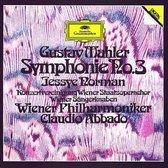 Mahler: Symphony no 3 / Abbado, Norman, Vienna PO & Chorus