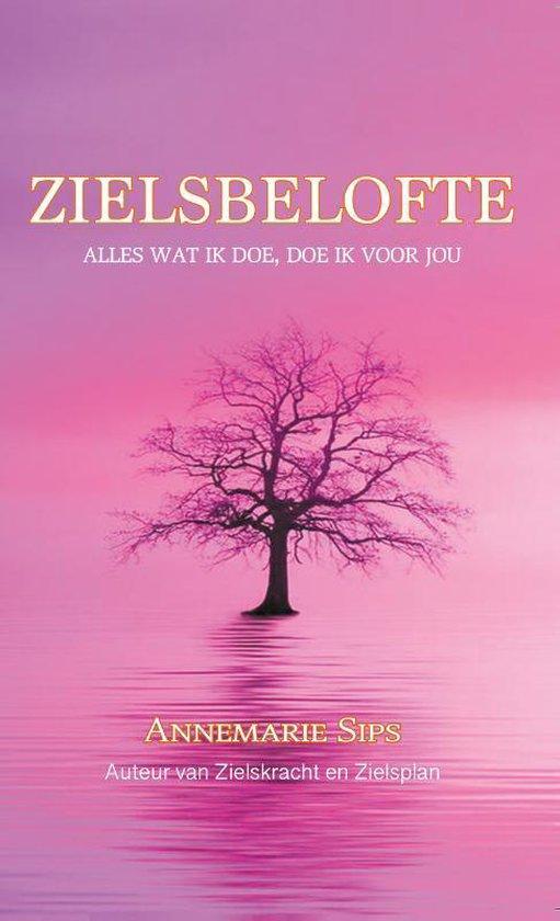 Boek cover Zielsbelofte van Annemarie Sips (Paperback)