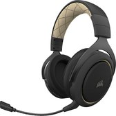 Corsair HS70 Pro Surround Draadloze Gaming Headset - PC - Zwart/Crème