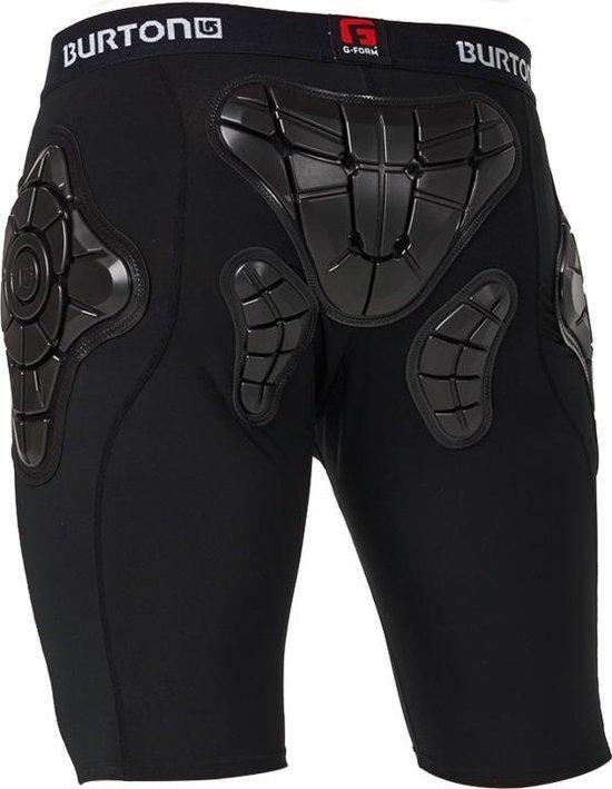 Burton Impact Short Dames Bodyprotector - Black - Maat L