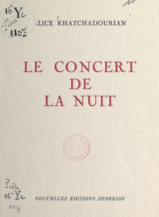 Le concert de la nuit