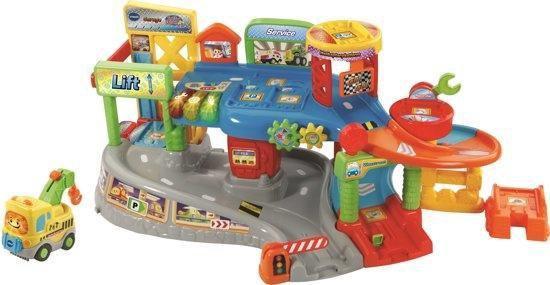VTech Toet Toet Auto's Garage - Speelset