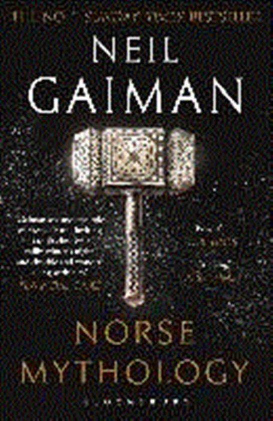 Boek cover Norse Mythology van Neil Gaiman (Paperback)