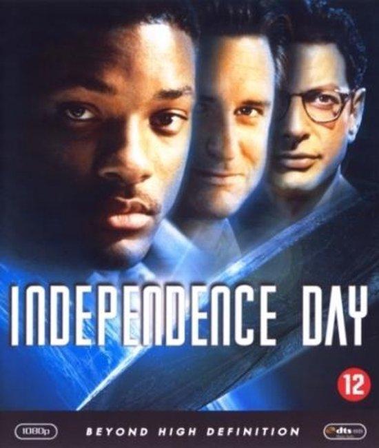 Cover van de film 'Independence Day'