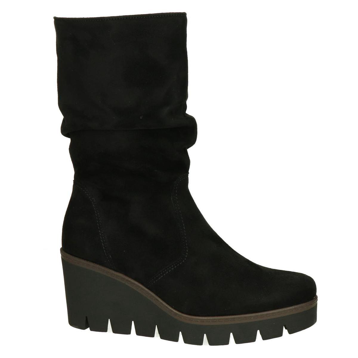 Gabor dames laars - Zwart - Maat 35,5 Laarzen