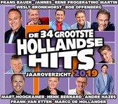 De Grootste Hollandse Hits - Jaaroverzicht 2019