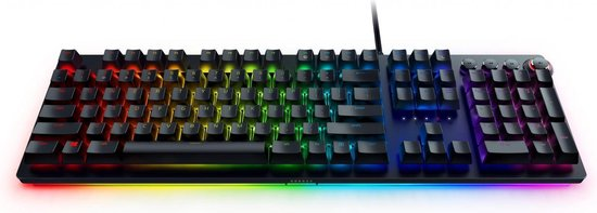Razer Huntsman Elite Chroma - Qwerty - Lineair Opto Switch - Mechanisch Gaming Toetsenbord