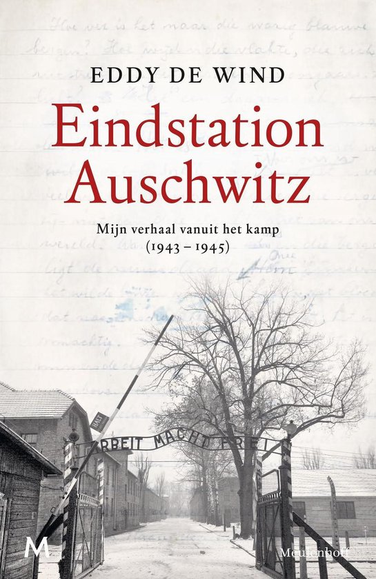 Eindstation Auschwitz - Eddy de Wind pdf epub