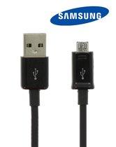 Samsung Originele Micro USB 2.0 data + oplaadkabel 1 meter - Zwart