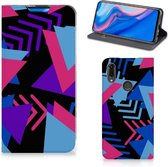Stand Case Huawei P Smart Z Funky Triangle