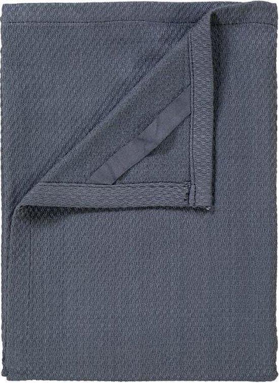 Blomus - Set 2 Tea Towels Gunmetal QUAD