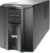 APC Smart-UPS SMT1000IC - Noodstroomvoeding / 8x C13 aansluiting / USB / SmartConnect / 1000VA