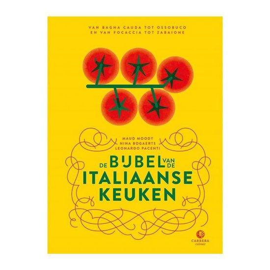 Afbeelding van Landenbijbels - De bijbel van de Italiaanse keuken