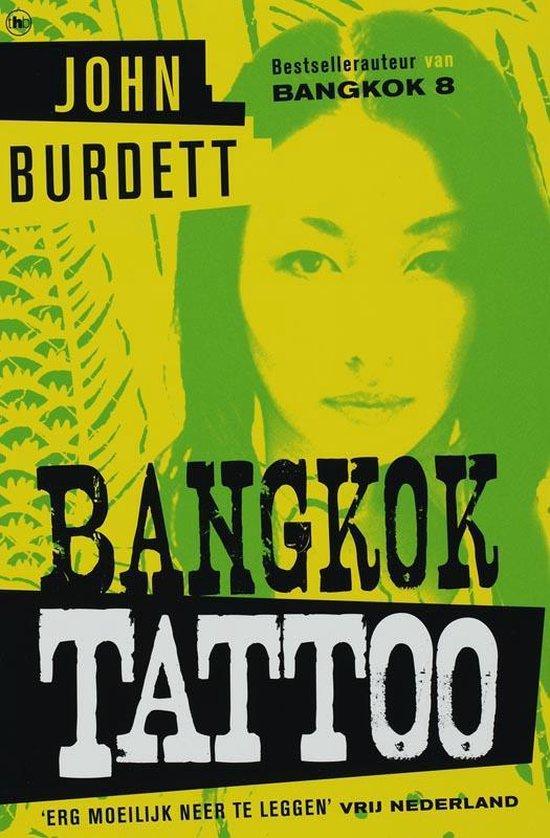 Bangkok Tattoo - John Burdett |