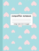 Composition Notebook College Ruled