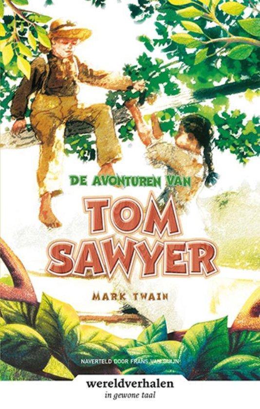 Wereldverhalen 14 - De avonturen van Tom Sawyer - Mark Twain |