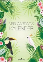 Hallmark - Verjaardagskalender - Trend