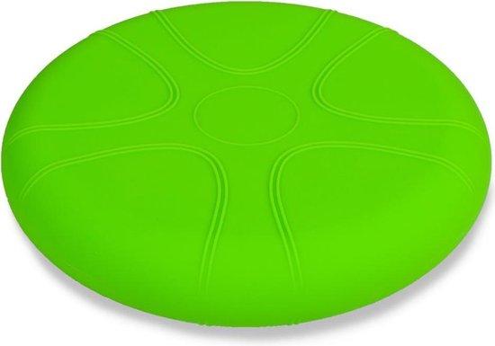 Wiebelkussen - Groen Ø33cm   Comfortabel   Ergonomisch   MediPreventie