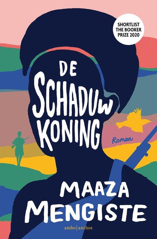 Boek cover De schaduwkoning van Maaza Mengiste (Onbekend)