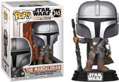 Funko Pop! Star Wars: The Mandalorian Beskar Armor - Verzamelfiguur