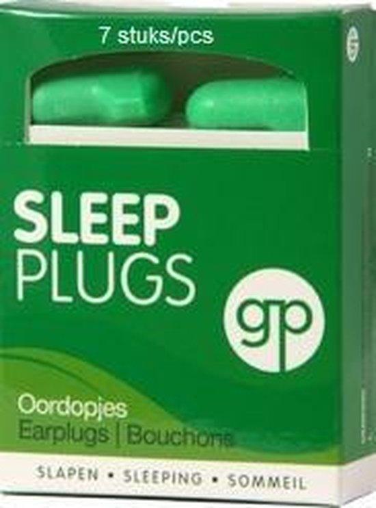 Get Plugged Sleep Plugs Oordoppen - 7 paar