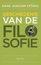 Boek cover Geschiedenis van de filosofie van Hans Joachim Storig (Onbekend)