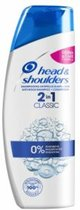 Head & Shoulders Classic 2-in-1 Anti-roos - Voordeelverpakking 6x270ml - Shampoo en Conditioner