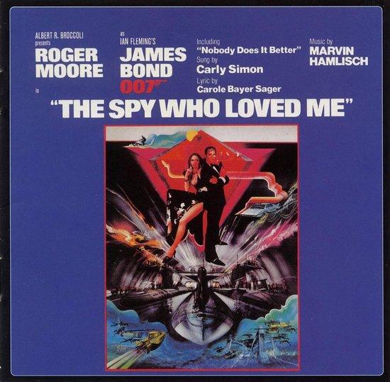 Original Soundtrack - The Spy Who Loved Me