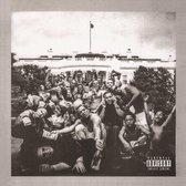 CD cover van To Pimp a Butterfly (LP) van Kendrick Lamar