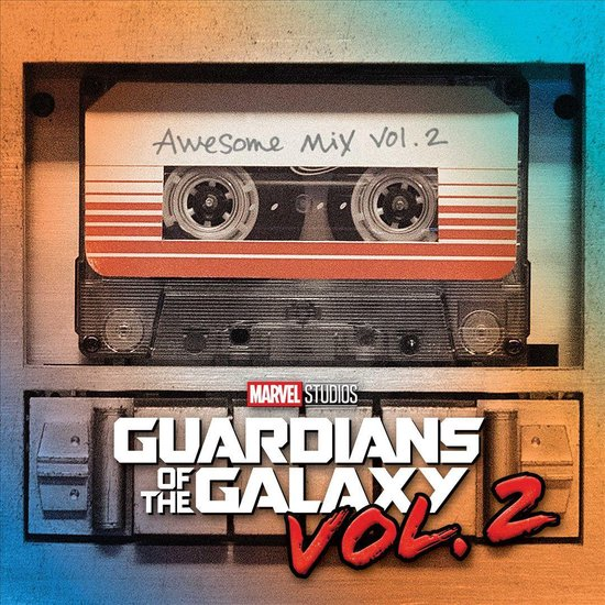 Guardians of the Galaxy: Awesome Mix Vol.2 (LP)
