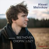 Beeethoven, Chopin, Liszt: Piano Works