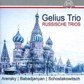 Russische Trios: Arensky, Babdjanyan, Schostakowitsch