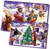 Milka Adventkalender - 200 gram