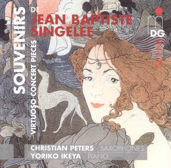 Souvenirs de Jean Baptiste Singelée: Virtuoso Concert Pieces