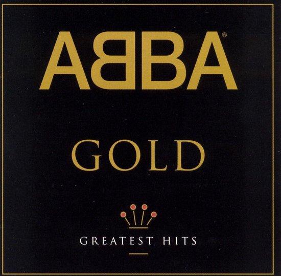 CD cover van Gold van ABBA