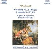 Symphony No.38 'Prague'